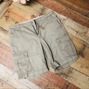 North Face Cargo Shorts - 34